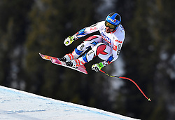 02.03.2019, Olympiabakken, Kvitfjell, NOR, FIS Weltcup Ski Alpin, Abfahrt, Herren, im Bild Maxence Muzaton FRA // Maxence Muzaton FRA in action during his run in the men's Downhill of FIS ski alpine world cup. Olympiabakken in Kvitfjell, Norway on 2019/03/02. EXPA Pictures © 2019, PhotoCredit: EXPA/ SM<br /> <br /> *****ATTENTION - OUT of GER*****