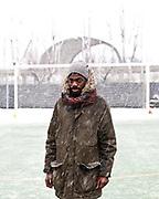 Vakantie Cisse, 23 anni, originario della Costa d'Avorio. Studia Economia presso l'Università di Torino e gioca a calcio. È diventato cittadino italiano nel 2014. Campo sportivo, Bra.