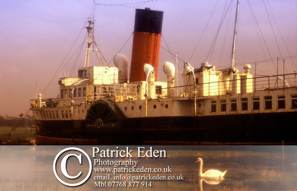 England, travel, Paddle Steamer, Ryde, Queen, Newport, river, Medina, Isle of Wight, UK Photographs of the Isle of Wight by photographer Patrick Eden photography photograph canvas canvases