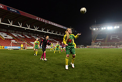 A general view of Ashton Gate during the Bristol Sport Schools Cup Football - Photo mandatory by-line: Dougie Allward/JMP - Mobile: 07966 386802 - 19/03/2015 - SPORT - Football - Bristol - Ashton Gate - Bristol Sport Schools Cup