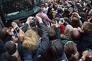 ©www.agencepeps.be/ F.Andrieu/A. Rolland - Belgique - Bruxelles - 130409 - Justin Bieber présent à Bruxelles pour son concert au Sport Paleis Antwerpen