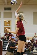 VB: Austin College vs. Linfield College (9-6-15)