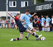 Sean Gallacher - Highland League Turriff United v Dundee under 20s - pre-season friendly at The Haughs, Turriff<br /> <br />  - &copy; David Young - www.davidyoungphoto.co.uk - email: davidyoungphoto@gmail.com