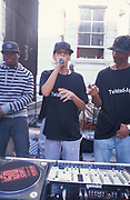 Young Teenage MCs, Rapping, Notting Hill Carnival, London, UK 2006