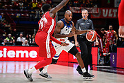 Lansdowne DeAndre<br /> A X Armani Exchange Olimpia Milano - Germani Basket Brescia<br /> Basket Serie A LBA 2019/2020<br /> MIlano 29 September 2019<br /> Foto Mattia Ozbot / Ciamillo-Castoria