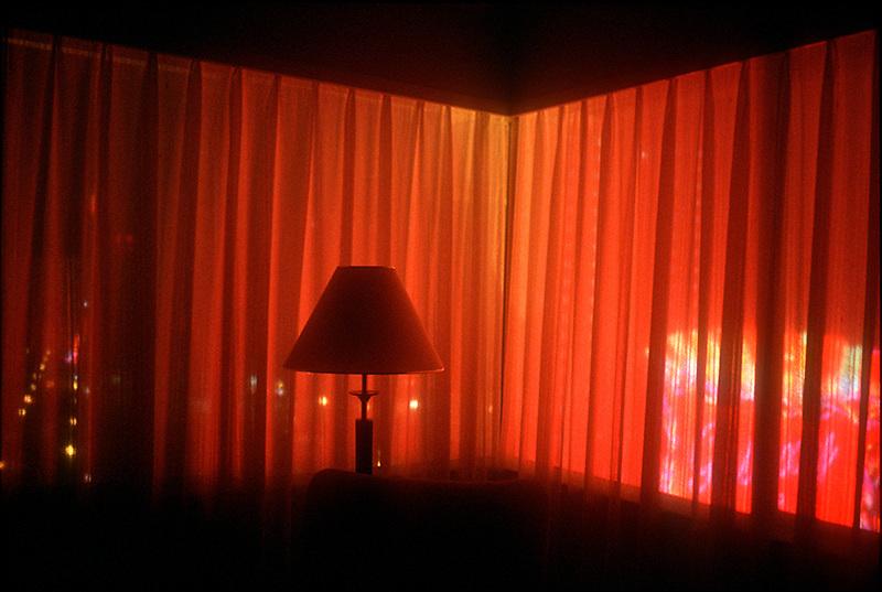 Hotel room, Macau. 2006