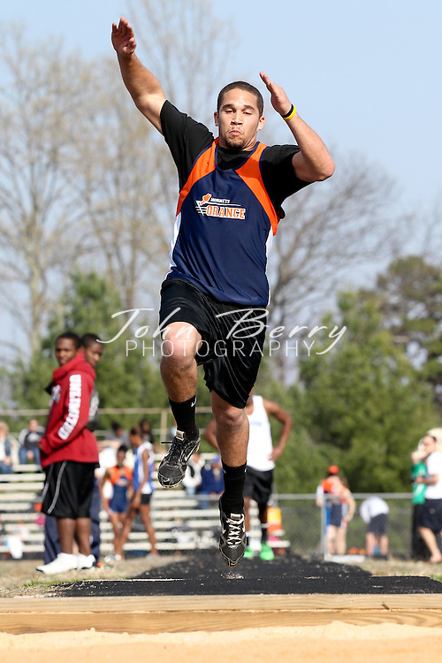 March/23/11:  MCHS Track and Field vs William Monroe and Orange.