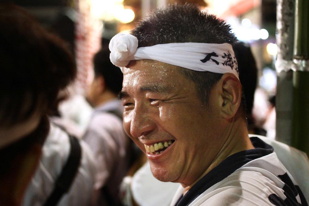 Tenjin Matsuri 2012, Osaka City, Japan