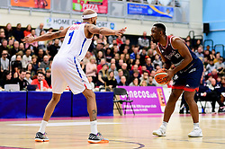 Raphell Thomas-Edwards of Bristol Flyers - Photo mandatory by-line: Ryan Hiscott/JMP - 17/01/2020 - BASKETBALL - SGS Wise Arena - Bristol, England - Bristol Flyers v London City Royals - British Basketball League Championship