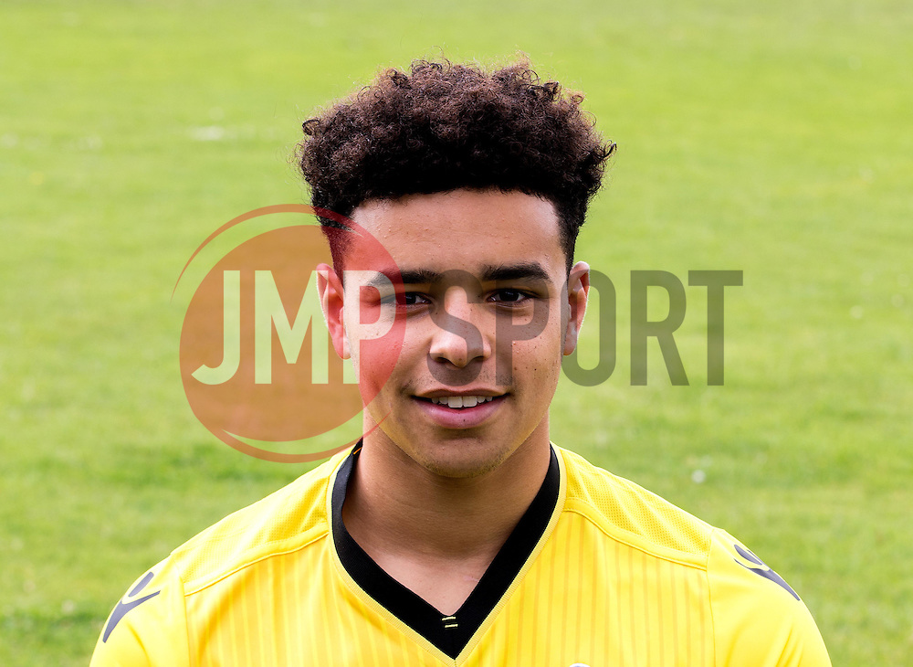 Tyler Lyttle of Bristol Rovers - Mandatory by-line: Robbie Stephenson/JMP - 04/08/2016 - FOOTBALL - The Lawns Training Ground - Bristol, England - Bristol Rovers Head Shots