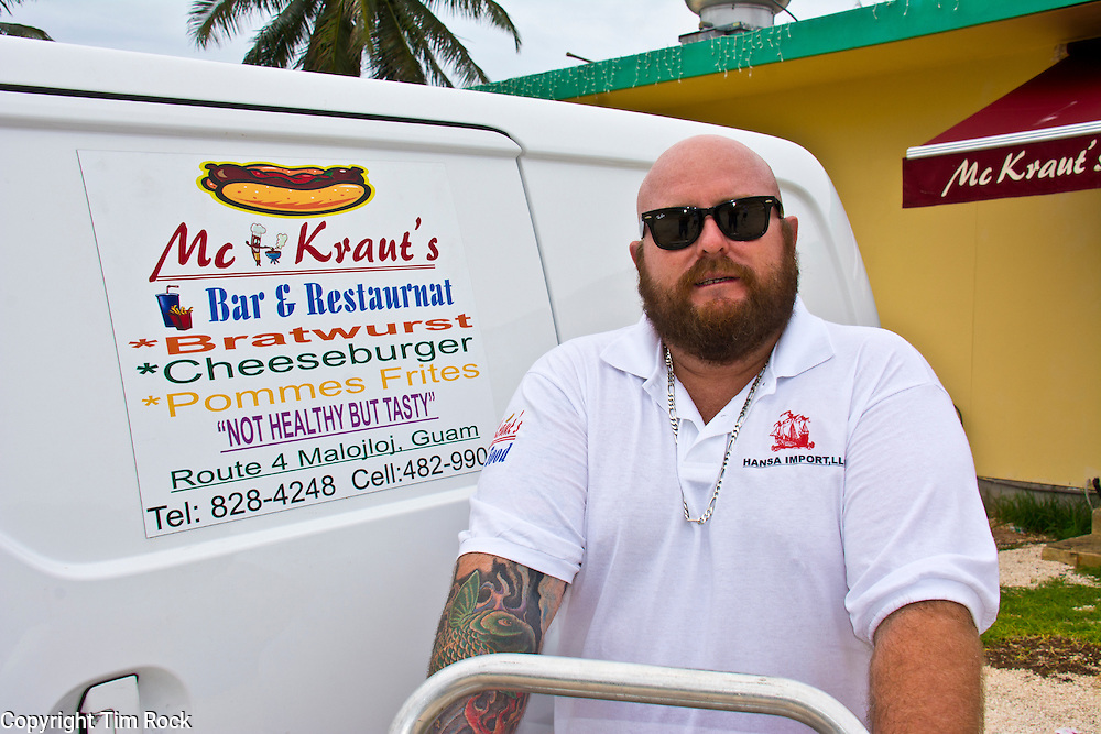 McKraut's and HANSA Products in Guam.<br />