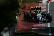 June 9-12, 2016: Canadian Grand Prix. Sergio Perez (MEX), Force India