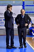 Gianni Petrucci<br /> Italia Italy - Repubblica Ceca Czech Republic<br /> FIBA Women's Eurobasket 2021 Qualifiers<br /> FIP2019 Femminile Senior<br /> Cagliari, 14/11/2019<br /> Foto L.Canu / Ciamillo-Castoria