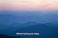66745-04419 Sunset at Clingman's Dome, Great Smoky Mountains National Park, TN
