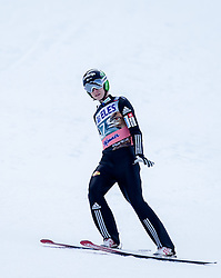 20.03.2015, Planica, Ratece, SLO, FIS Weltcup Ski Sprung, Planica, Finale, Skifliegen, im Bild Jurij Tepes (SLO) //during the Ski Flying Individual Competition of the FIS Ski jumping Worldcup Cup finals at Planica in Ratece, Slovenia on 2015/03/20. EXPA Pictures © 2015, PhotoCredit: EXPA/ JFK