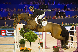 Bengtsson Rolf-Goran, SWE, Oak Grove s Carlyle<br /> Jumping Amsterdam 2018<br /> © Sharon Vandeput<br /> 26/01/18