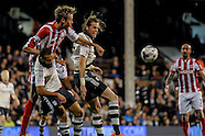 Fulham v Stoke - Capital One Cup - 22/09/2015