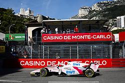 May 24, 2018 - Montecarlo, Monaco - 11 Maximilian GNTHER from Germany of BWT ARDEN during the Monaco Formula 2 Grand Prix at Monaco on 24th of May, 2018 in Montecarlo, Monaco. (Credit Image: © Xavier Bonilla/NurPhoto via ZUMA Press)