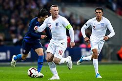 Wayne Rooney of England - Mandatory by-line: Robbie Stephenson/JMP - 15/11/2018 - FOOTBALL - Wembley Stadium - London, England - England v United States of America - International Friendly