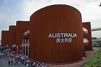 shanghai world expo 2010 - australia pavilion