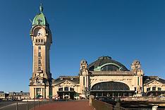 Limoges - Gares des Bénédictins