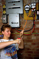 apprentice electrician, local authority direct works ....