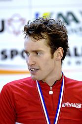 29-12-2006 WIELRENNEN: NK BAANRENNEN 2006: ALKMAAR<br /> Tim Veldt<br /> ©2006-WWW.FOTOHOOGENDOORN.NL