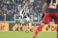 20.12.2017 - Torino - Tim Cup - Coppa Italia   -  Juventus-Genoa nella  foto: Claudio Marchisio