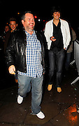 10.MAY.2007. LONDON<br /> <br /> CHRIS MOYLES AND VERNON KAY LEAVING KOKO IN CAMDEN AFTER WATCHING PRINCE IN CONCERT.<br /> <br /> BYLINE: EDBIMAGEARCHIVE.CO.UK<br /> <br /> *THIS IMAGE IS STRICTLY FOR UK NEWSPAPERS AND MAGAZINES ONLY*<br /> *FOR WORLD WIDE SALES AND WEB USE PLEASE CONTACT EDBIMAGEARCHIVE - 0208 954 5968*