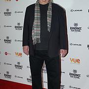London, England, UK. 21th September 2017. writter/actor: 'I'm Not Here' Tony Cummings attend Raindance Film Premiere of 'I'm Not Here', starring J.K. Simmons