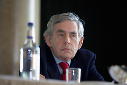 Former Labour Prime Minister Gordon Brown at the New Enlightenment Conference at the Balmoral Hotel, Edinburgh. pic copyright Terry Murden @edinburghelitemedia