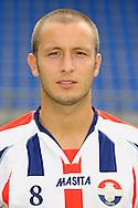 Tilburg -  Christophe Gregoire, speler van Willem II, eredivisie, seizoen 2008 - 2009. ANP PHOTO ORANGEPICTURES BART BEL
