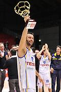 DESCRIZIONE : Final Six Coppa Italia A2 IG Cup RNB Rimini 2015 Finale FMC Ferentino - Tezenis Scaligera Verona<br /> GIOCATORE : Giorgio Boscagin<br /> CATEGORIA : Ritratto Coppa Premiazione Ritratto Esultanza<br /> SQUADRA : Tezenis Scaligera Verona<br /> EVENTO : Final Six Coppa Italia A2 IG Cup RNB Rimini 2015<br /> GARA : FMC Ferentino - Tezenis Scaligera Verona<br /> DATA : 08/03/2015<br /> SPORT : Pallacanestro <br /> AUTORE : Agenzia Ciamillo-Castoria/L.Canu