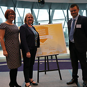 "City Hall, London, Uk, 29th June 2017. Oakthorpe Primary, St Ignatius College  ""Gold Awards"" of the City Hall awards at the Health and education experts celebrate London's healthiest schools."