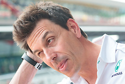 08.07.2017, Red Bull Ring, Spielberg, AUT, FIA, Formel 1, Grosser Preis von Österreich, Qualifying, im Bild Teammanager Toto Wolff (AUT) Mercedes AMG Petronas F1 Team // Mercedes AMG F1 Director of Motorsport Toto Wolff (AUT) After the Qualifying of the Austrian FIA Formula One Grand Prix at the Red Bull Ring in Spielberg, Austria on 2017/07/08. EXPA Pictures © 2017, PhotoCredit: EXPA/ JFK