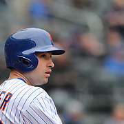 NEW YORK, NEW YORK - MAY 04:  Neil Walker #20 of the New York Mets preparing to bat during the Atlanta Braves Vs New York Mets MLB regular season game at Citi Field on May 04, 2016 in New York City. (Photo by Tim Clayton/Corbis via Getty Images)