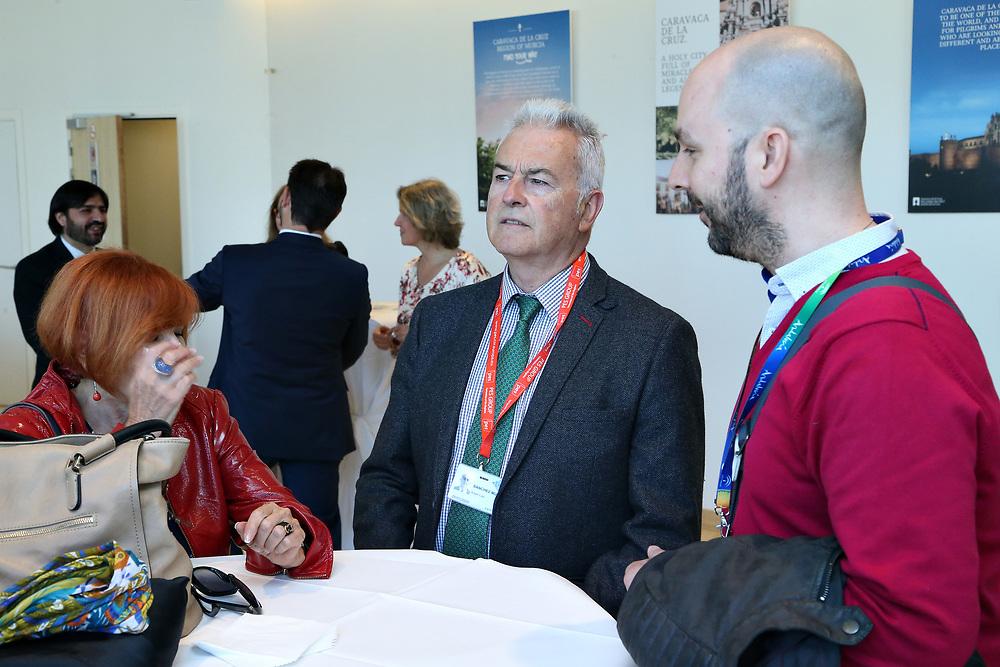 11 May 2017, EA Group meeting<br /> Belgium - Brussels - May 2017.  Exhibition opening&rdquo;Los Caminos de la Cruz&rdquo;<br /> <br /> &copy; European Union / Patrick Mascart