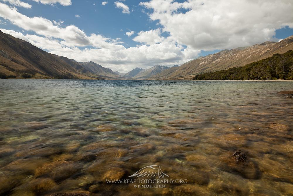 Mavora Lake, Southland, New Zealand