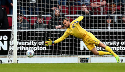 Sam Slocombe of Bristol Rovers - Mandatory by-line: Robbie Stephenson/JMP - 07/10/2017 - FOOTBALL - Sixfields Stadium - Northampton, England - Northampton Town v Bristol Rovers - Sky Bet League One