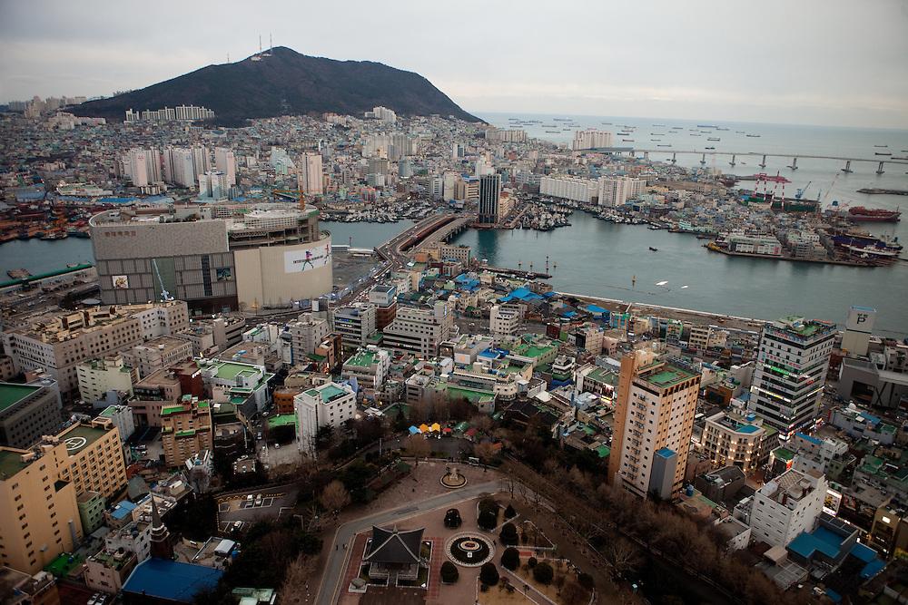 Busan, South Korea, Republic of Korea, KOR, 14 February 2010.