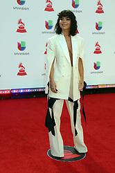2018 Latin Grammy Awards MGM Grand Garden Arena MGM Grand Resort & Casino Las Vegas, Nv November 15, 2018. 15 Nov 2018 Pictured: Inna. Photo credit: KWKC/MEGA TheMegaAgency.com +1 888 505 6342