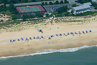 aerial view Tower Road Beach DE
