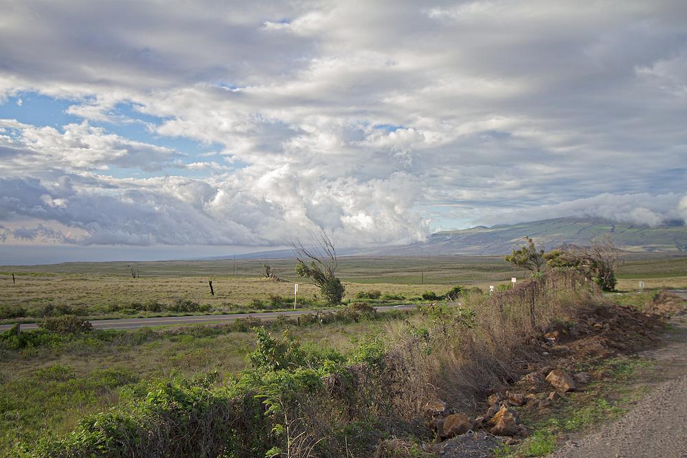 Saddle Road Hawai'i