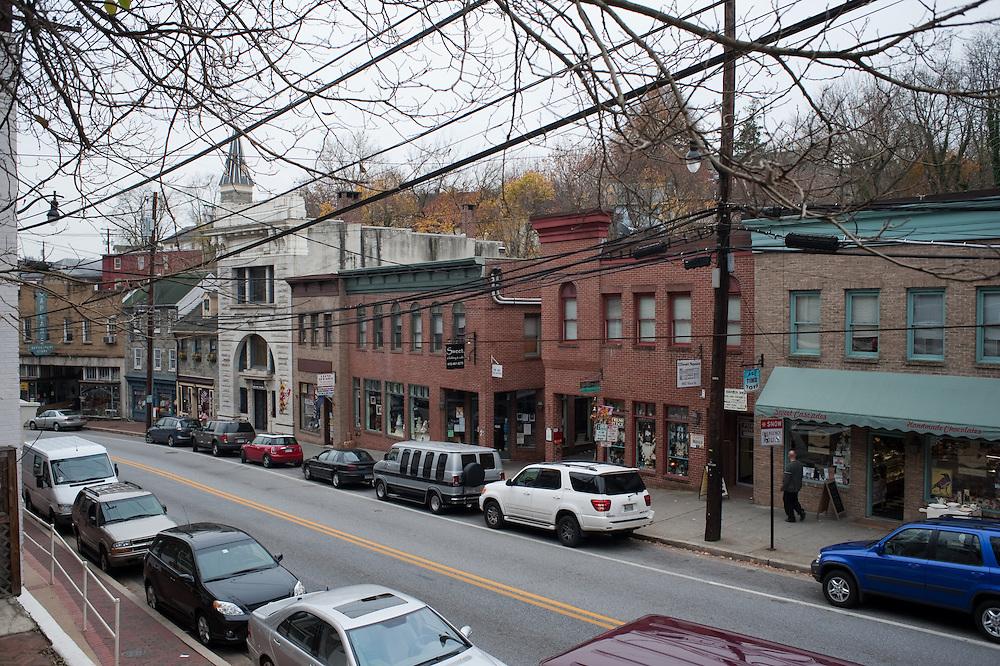 Ellicot City, Maryland historic district