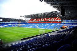 General views of Cardiff City Stadium- Mandatory by-line: Nizaam Jones/JMP - 22/12/2018 -  FOOTBALL - Cardiff City Stadium - Cardiff, Wales-  Cardiff City v Manchester United - Premier League