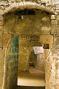 Kasematten der Festung Dresden, Dresden, Sachsen, Deutschland NUR FUER REDAKTIONELLE UND KULTURELLE  VERWENDUNG.|.Dresden, Fortress of Dresden , Germany EDITORIAL USE ONLY