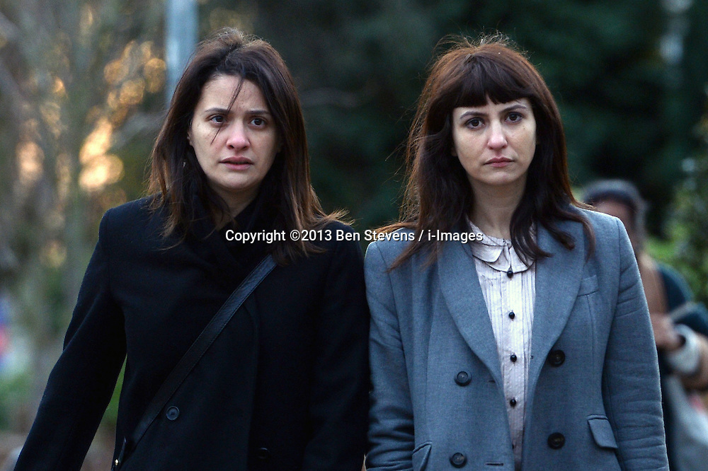 Pictured are Elisabetta (left) and Francesca (right) Grillo arriving at Isleworth Court.<br /> TV Chef Nigella Lawson at Isleworth Crown Court to give evidence at the trial for Francesca and Elisabetta Grillo, the former aides of Charles Saatchi and Nigella Lawson who allegedly defrauded the couple out of money using company credit cards. Isleworth Crown Court. Thursday, 5th December 2013. Picture by Ben Stevens / i-Images<br /> File Photo  - Nigella Lawson and Charles Saatchi PAs cleared of fraud. The trial of Francesca Grillo, 35, and sister Elisabetta, 41, heard they spent £685,000 on credit cards owned by the TV cook and ex-husband Charles Saatchi.<br /> Photo filed Monday 23rd December 2013