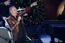 November 30, 2016 - New York, NY, USA - November 30, 2016  New York City..Neil Diamond performing at The Rockefeller Center Christmas Tree lighting ceremony on November 30, 2016 in New York City. (Credit Image: © Callahan/Ace Pictures via ZUMA Press)