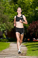 2009- Malini Elmore for Canadian Running cover
