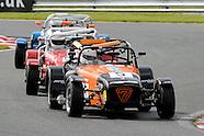 Avon Tyres Caterham Tracksport Championship - Oulton Park - 13th August 2016